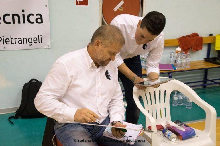 Basket in Carrozzina, riparte la stagione dell'Amicacci Giulianova con coach Malik Abes