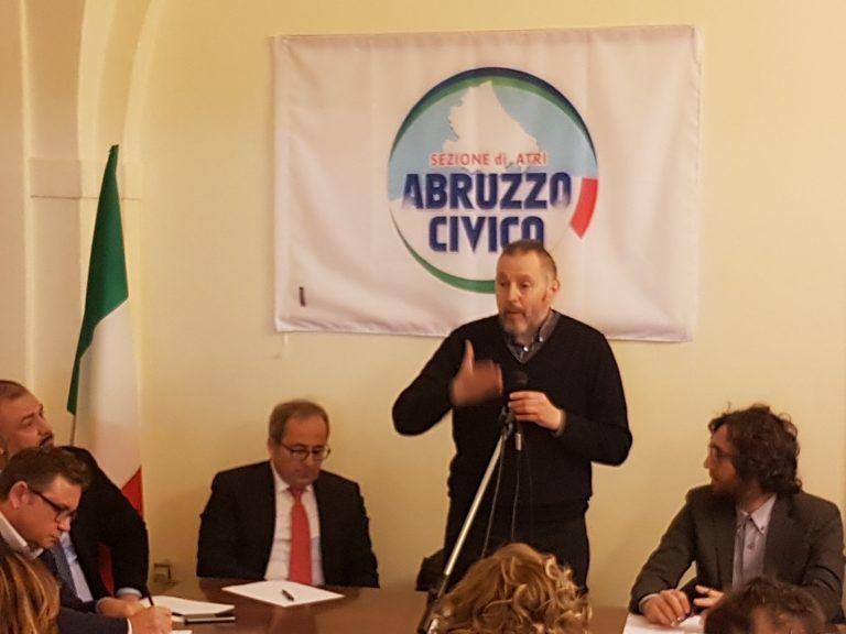 Atri, Abruzzo Civico scende in campo e prepara una lista per le prossime elezioni
