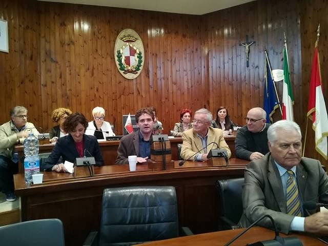 Abruzzo Incluse, progetto di Vasto primo in provincia