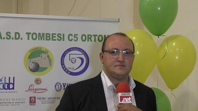 Tombesi, il presidente gialloverde tra speranze e pensieri per la stagione ormai alle porte