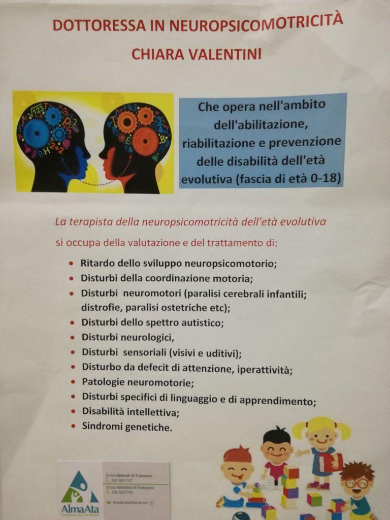 Centro AlmaAta: Psicologia della Salute e del Benessere   Piano della Lenta (Teramo)