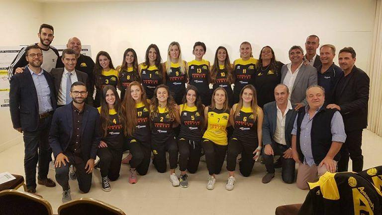 Volley, l'Antoniana Pescara pronta al ritorno in B2 dopo 20 anni