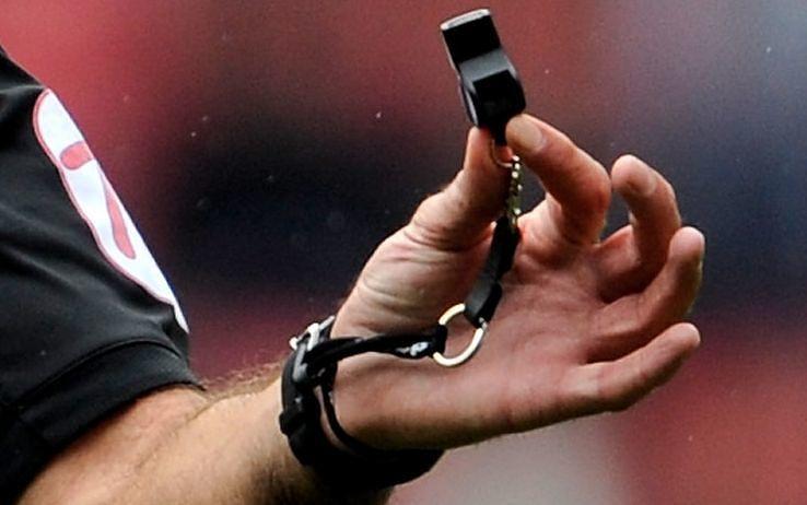 Schiaffo all'arbitro, calciatore del Cese (Seconda Categoria) squalificato per 5 anni