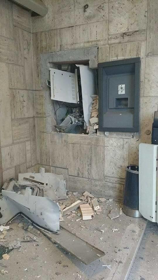 Sant'Egidio, esplosione bancomat. Bottino 50mila euro. Banda in azione al termine della vigilanza