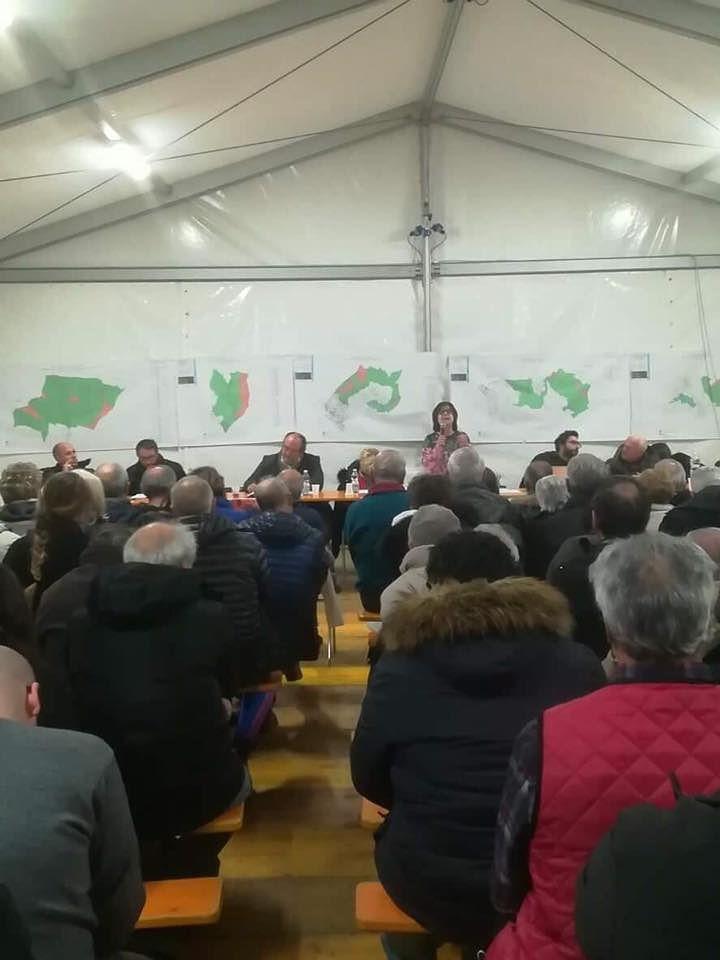 No Gasdotto: dopo l'assemblea di Paganica prosegue la battaglia