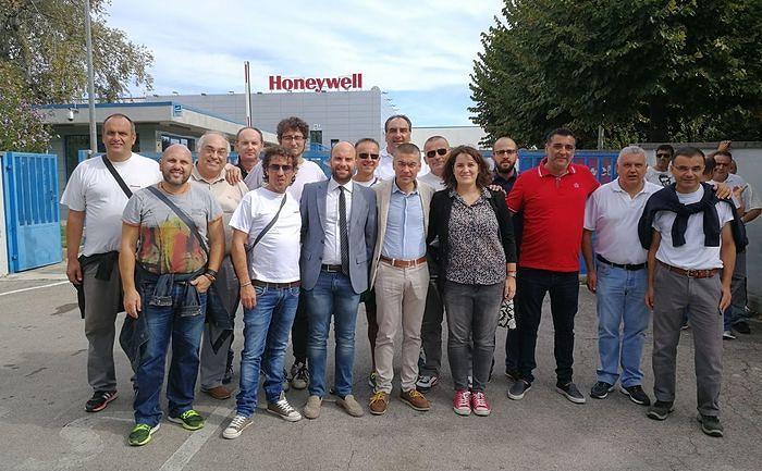 Honeywell, prefetto chiede sospensione sciopero