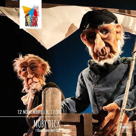 Debutta con Moby Dick la stagione di Teatro Ragazzi di Orsogna