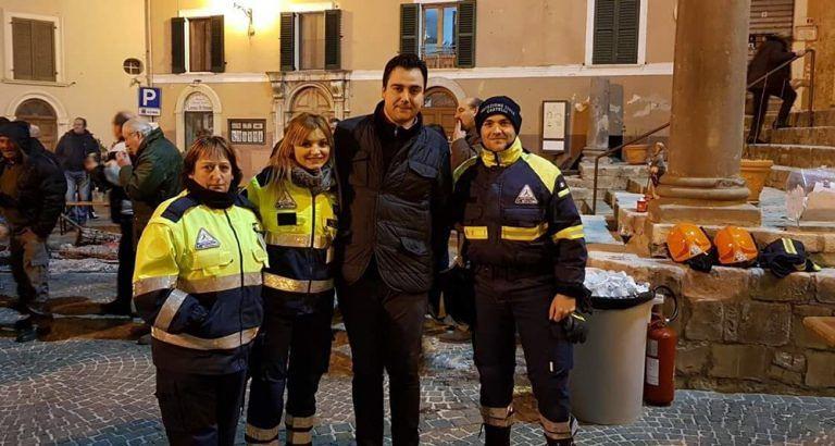 Castelli, dopo le scosse torna la festa per Sant'Antonio FOTO