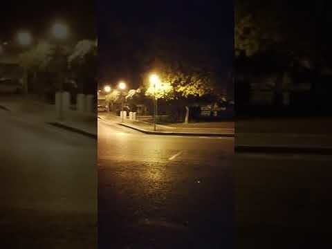 Pescara, piazza Italia resta al buio VIDEO