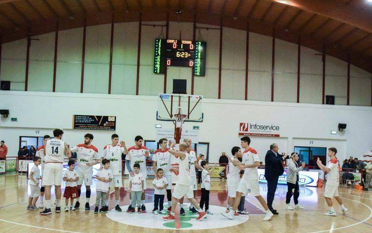 Basket, Campli riparte da Cerignola