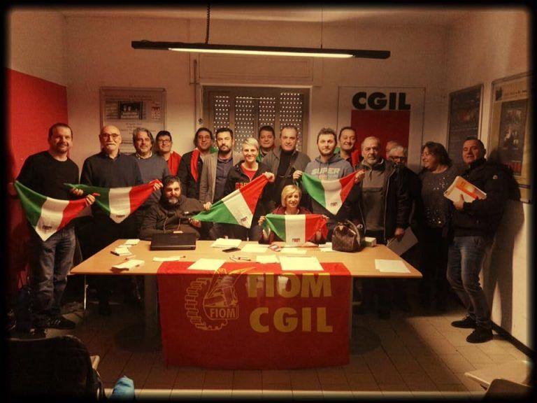 La Fiom Cgil di Pescara, inaugura il circolo ANPI intitolato a Bruno Buozzi