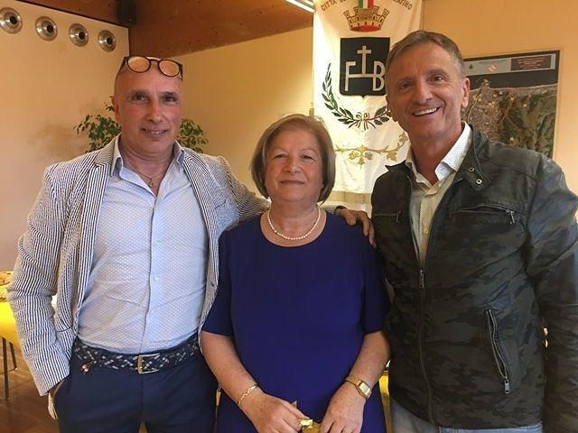 San Giovanni Teatino, Concetta Serraiocco va in pensione. Cerimonia in Comune