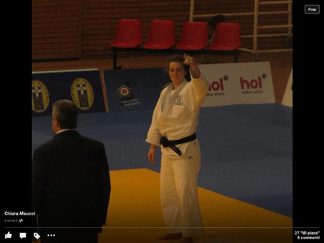 La campionessa del mondo di Shuajiao Chiara Meucci ringrazia il proprio preparatore