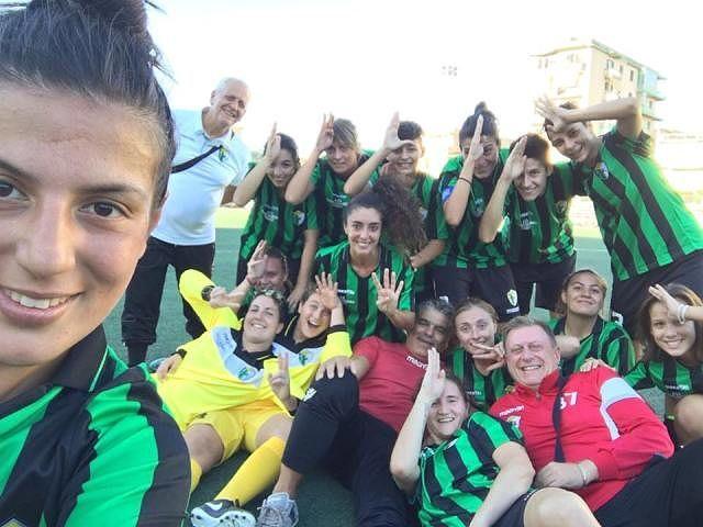 Il Chieti Calcio Femminile conquista i primi tre punti del campionato