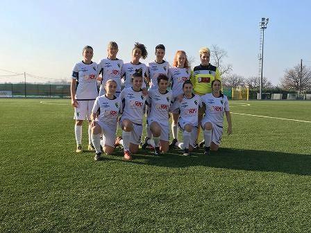 Il Chieti Calcio Femminile batte la Virtus Partenope e si riprende il terzo posto