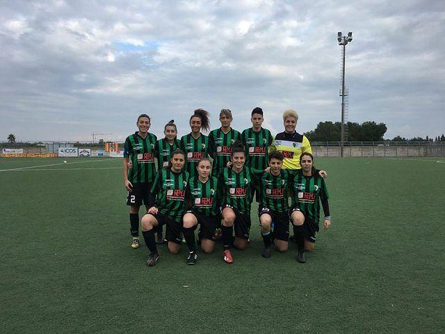 Un punto in Salento per il Chieti Calcio Femminile