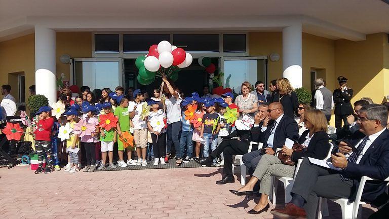 Civitella del Tronto, il contributo di Confagricoltura per la nuova scuola