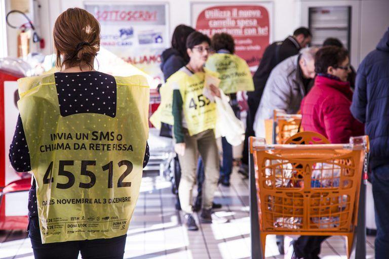 Colletta alimentare, in Abruzzo raccolte 193 tonnellate di prodotti