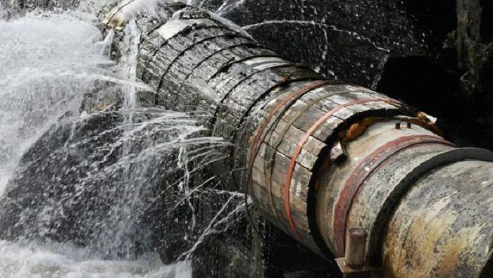 Castiglione, rottura condotta Tavo: niente acqua ad Atri e Città Sant'Angelo