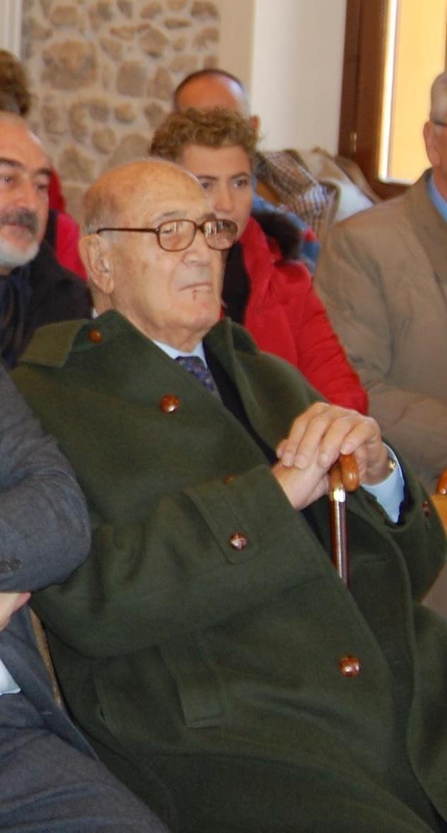 Roseto, addio all'ambasciatore Orlandi Contucci