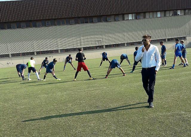 Pescara, al via la scuola della tecnica calcistica del Direttore Sportivo Cristian Orta
