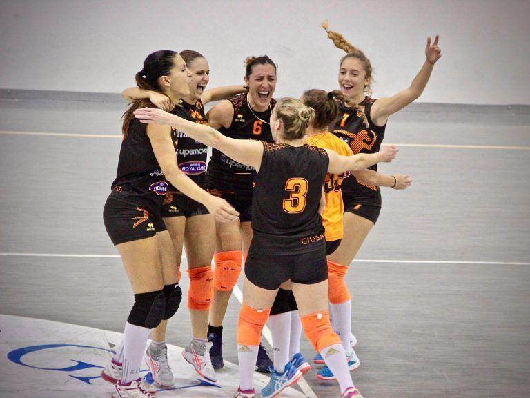 Volley, primi tre punti del Città Sant'Angelo a Tortoreto