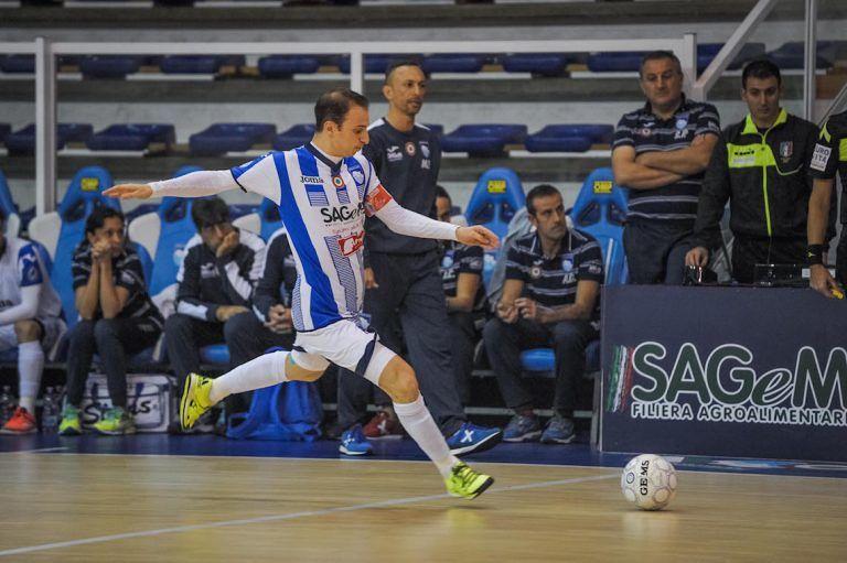 Calcio a 5, Pescara passa solo al fotofinish a Pesaro