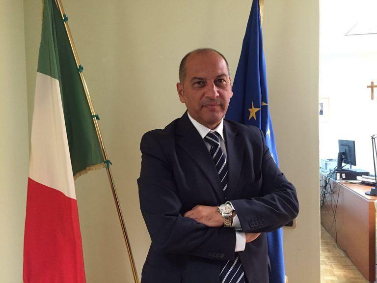 Il questore De Simone a L'Aquila: a Teramo arriva Pennella