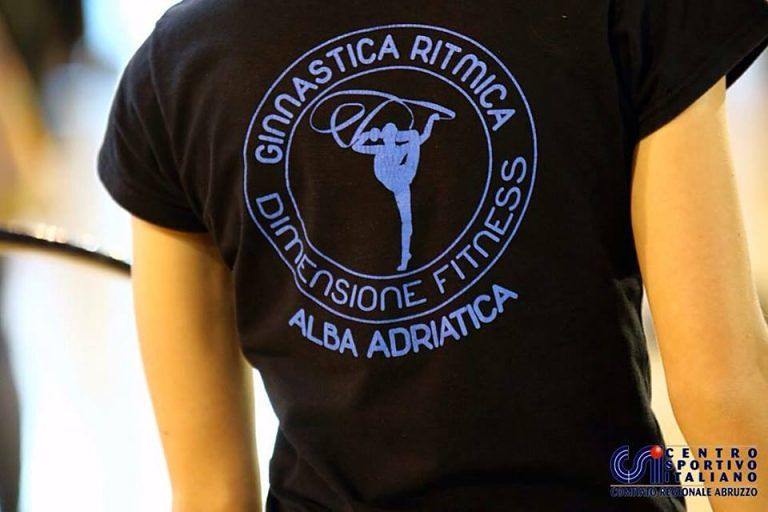 Dimensione Fitness Ginnastica Ritmica: ripartono le lezioni per piccoli e adulti| Alba Adriatica
