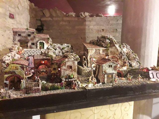 San Salvo, la premiazione della quinta edizione della mostra-concorso di arte presepiale
