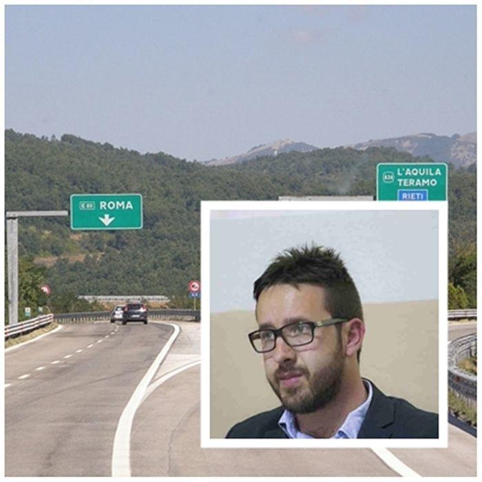 Aumento pedaggi, petizione online del sindaco di Aielli per revocare la concessione
