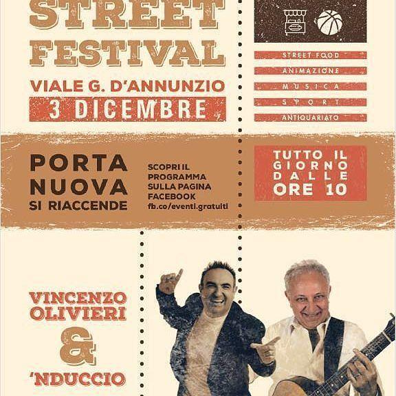 Pescara, presentato il D'Annunzio Street Festival