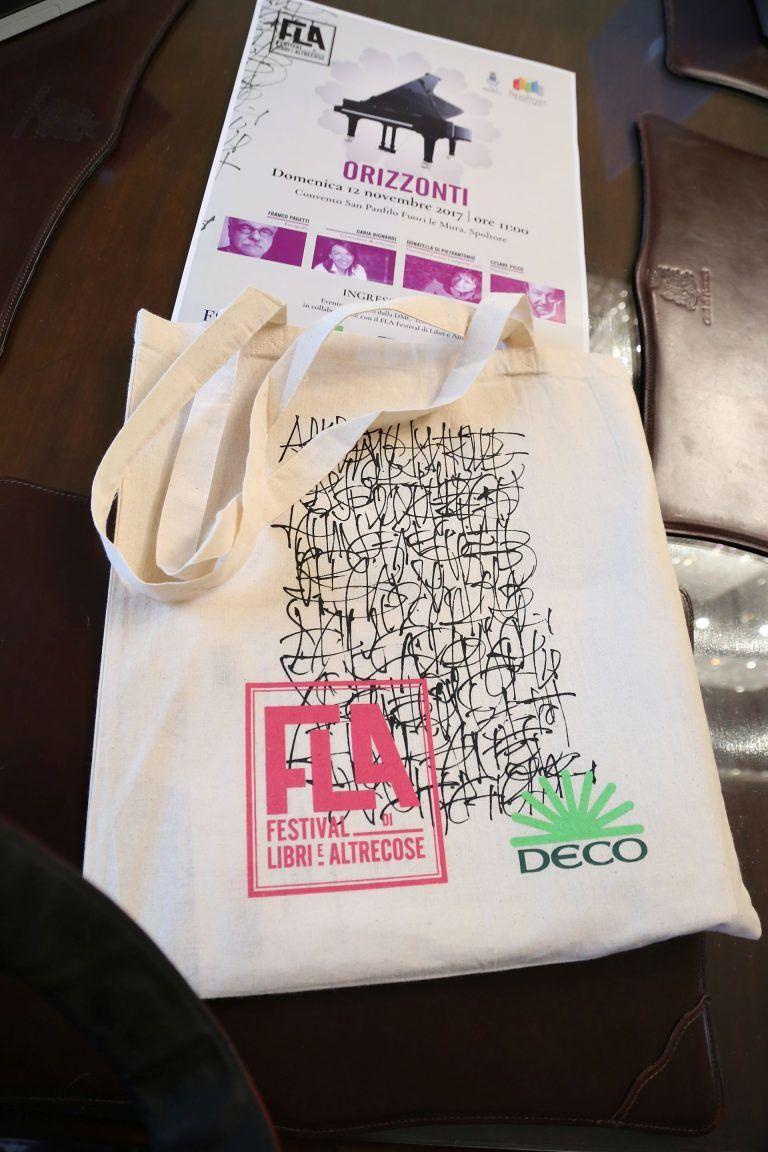 Pescara, 'Fla Festival di libri e Altre cose': tutti gli eventi