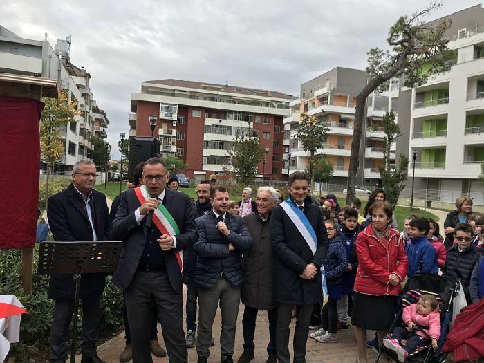 """Pescara, parco intitolato ad Angelo Vassallo. Bracco: """"Iniziativa nobile"""""""