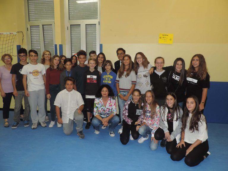 Pescara, studenti preparano elaborato per la Lilt