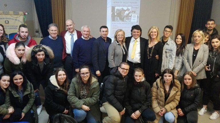 Pescara, Shoah: Patricelli e Spinelli all'Alberghiero