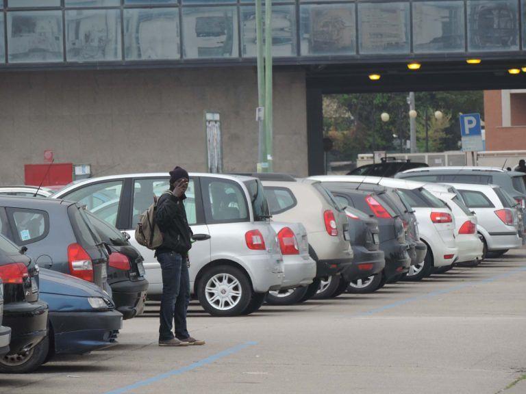 Pescara, Daspo urbano per ambulanti e parcheggiatori abusivi