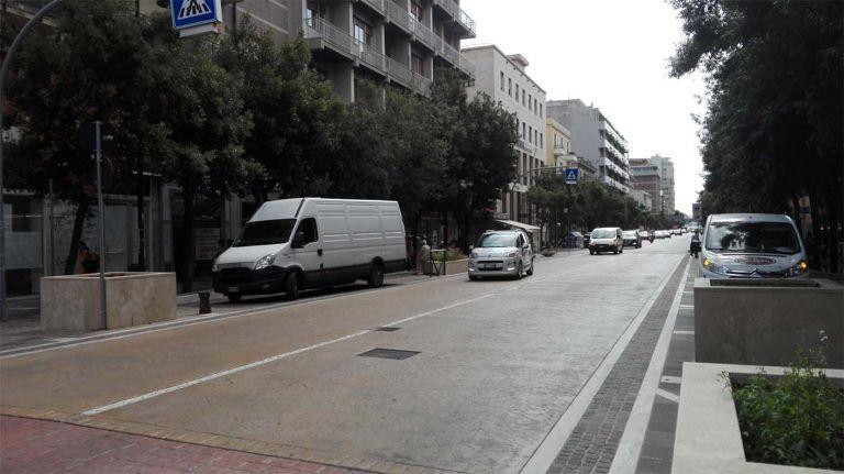 Pescara, domani torna il doppio senso su Corso Vittorio Emanuele II