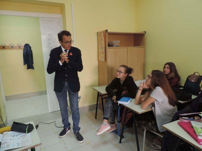 Pescara, la Lilt a scuola per sensibilizzare contro il tabagismo