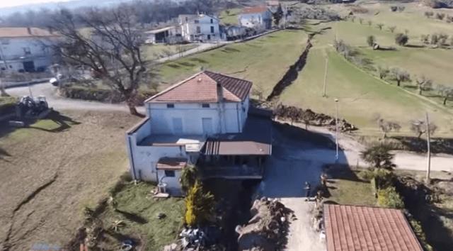 Frana di Ponzano: in Comune arriva un'offerta per i terreni della ricostruzione