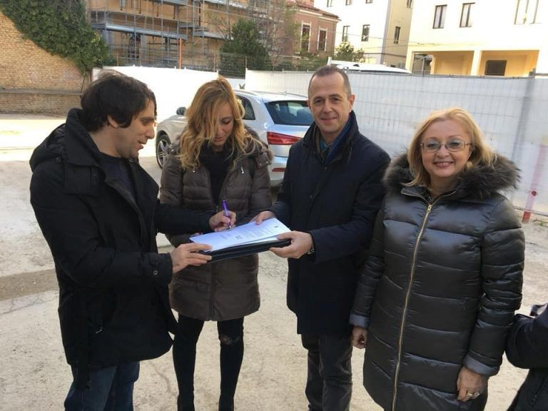 Pescara, Istituto Alberghiero: al via i lavori negli spogliatoi dei nuovi laboratori