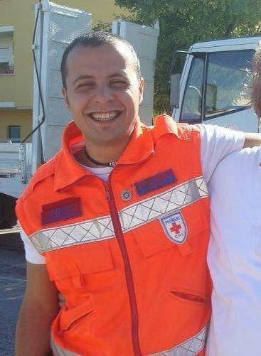Rigopiano: la Croce Rossa di Penne dedica la sede a Gabriele D'Angelo