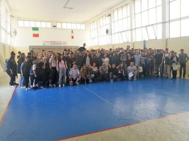 L'IIS Pomilio di Chieti celebra la Giornata Sportiva Scolastica Europea