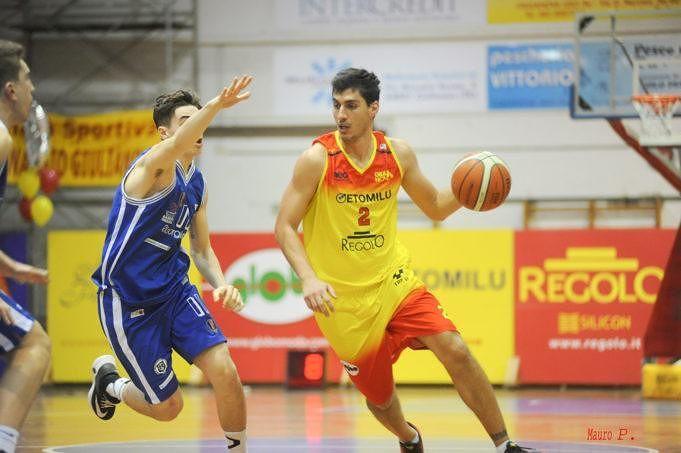 Basket, sfatato il tabu casalingo: Giulianova-Cerignola 71-61