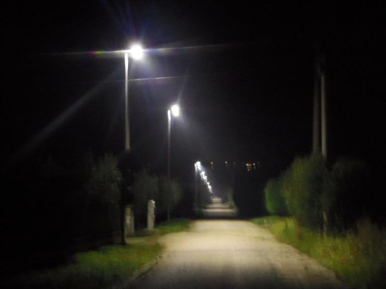 Perano, un convegno su pubblica illuminazione e risparmio energetico