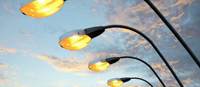 Pescara, maxi intervento per la manutenzione della pubblica illuminazione