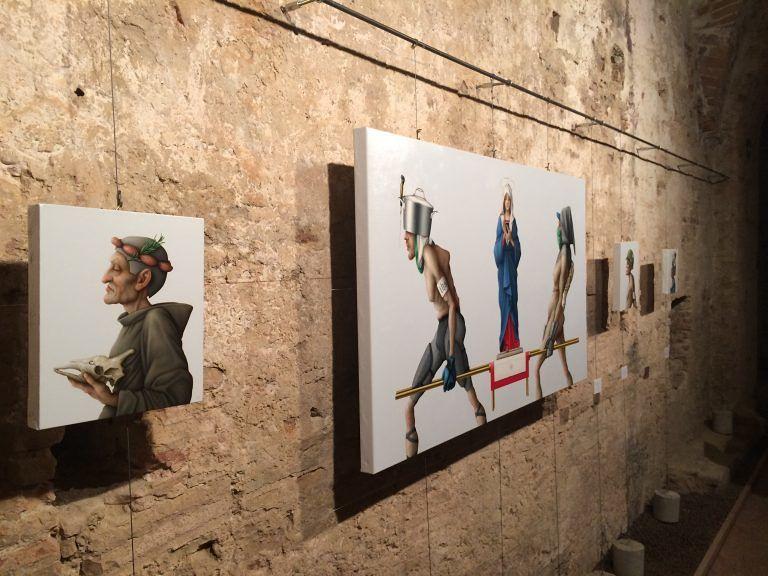 Atri, inaugurata la collettiva di Arti Visive 'Vagiti Ultimi'