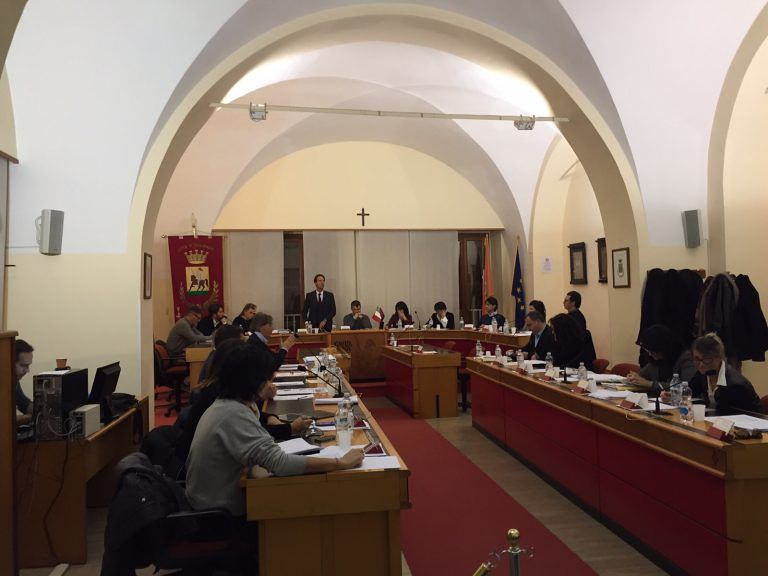 Giulianova, Mastromauro bacchetta Arboretti: 'troppo rigido l'odg sui dipendenti Cirsu'
