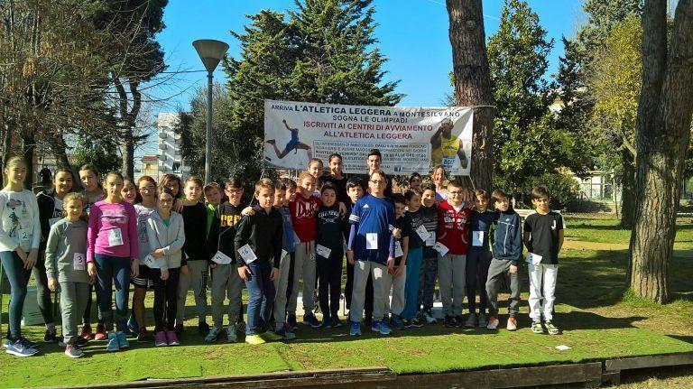 """Al via il progetto """"Centro Coni"""" Atletica Vomano"""