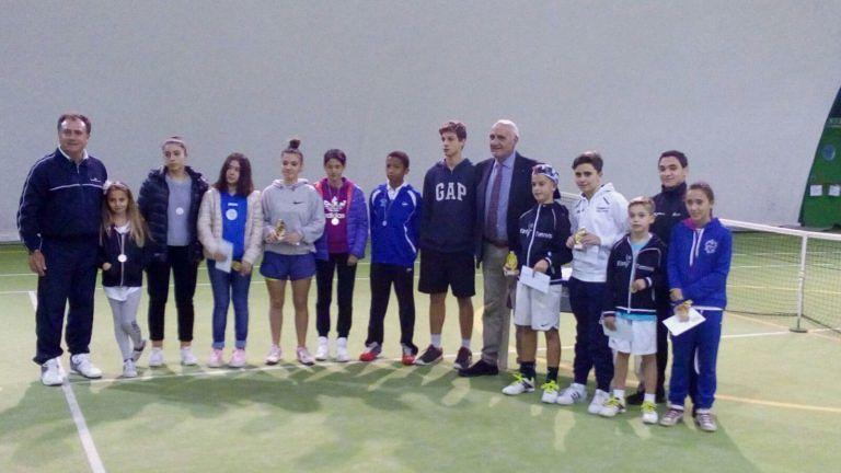 Circolo Tennis Silvi, i vincitori del IV Torneo Nazionale Giovanile